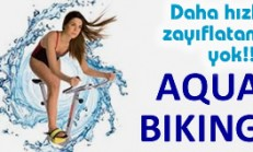 Aquabiking Ve Aquacycling İle Zayıflama